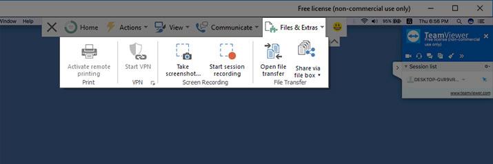 Giới thiệu TeamViewer truy cập nhanh máy tính từ xa