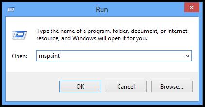 Lệnh Run Command trong Windows